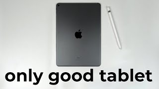 iPad - the only tablet worth buying