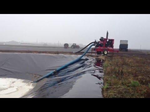 Сельхозпроект - шланговые системы, перемешивание и откачка навоза.