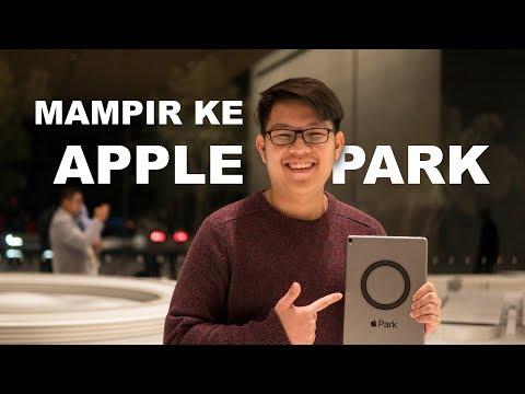 Pertama! Apple Park Tour Indonesia