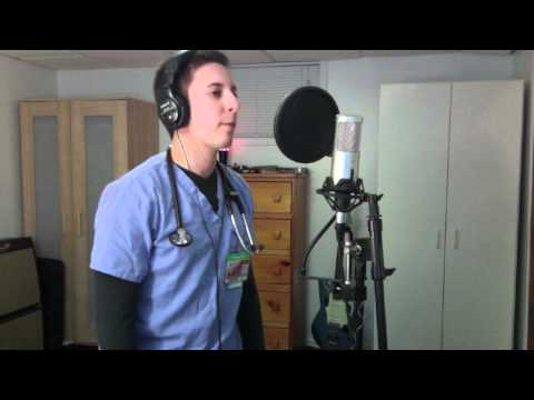 Lazlo Bane - Superman (Scrubs theme song) - cover by Ben-Ezra Sound Project