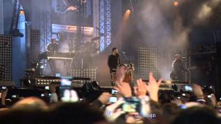[Vietsub - Lyrics] Linkin Park - When They Come For Me live in  Madrid