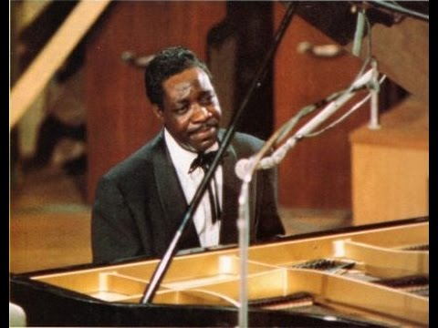 """Spann's Boogie Woogie"" - Otis Spann Chicago Blues Piano Legend"