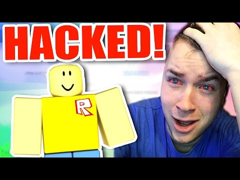 HE HACKED MY ROBLOX ACCOUNT!!! $9,000 Stolen! Roblox John Doe Hack