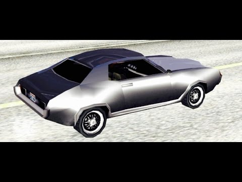 Grand Theft Auto Liberty City Stories on IOS how to unlock The Hellenbach GT