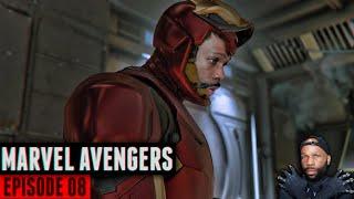 Marvel's Avengers Walkthrough Gameplay Part 8 - Iron Man Got Beasted (2020 Full Game)