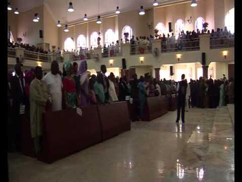 Dedication of St. Michael's Catholic Church Umueze I Ehime Mbano L.G.A Imo State