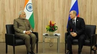 President Of Russia Putin Eyes Key Deals In India