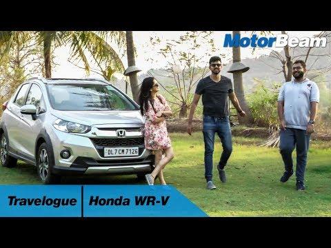 Honda WR-V - A Weekend To Remember | MotorBeam