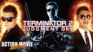 Today on action movie anatomy, we're talking terminator 2!!!!subscribe : http:///popcorntalknetworkcomment below!action anatomy ho...