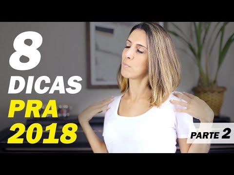 8 DICAS para 2018 ser o melhor ano da sua vida - Parte 2 | Tá Tudo Bem