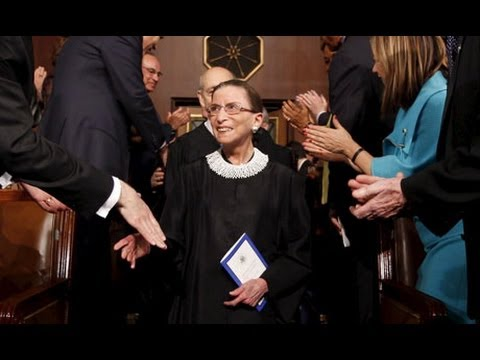 Ginsburg: Roe V. Wade Went Too Far