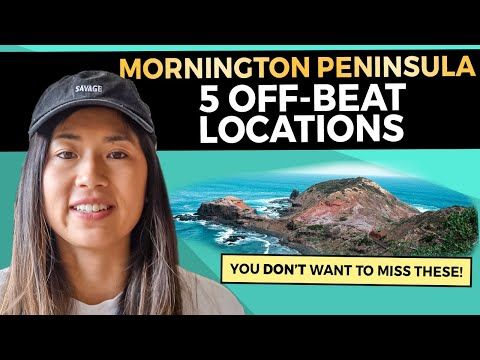 5 INCREDIBLE Things To Do In Mornington Peninsula | Local Melbourne Secrets (2020)