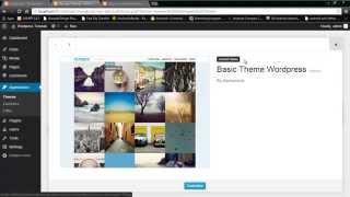How to convert HTML Theme into WordPress Theme