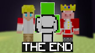 Why the END is BANNED on the Dream SMP!