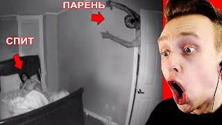 Он Вылез из Её Туалета и Её.............................................Самое Страшное Видео