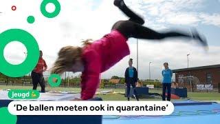 Hoe sporten kinderen in corona-tijd?