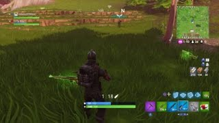 Fortnite Suicide Bomb with the new sticky grenade