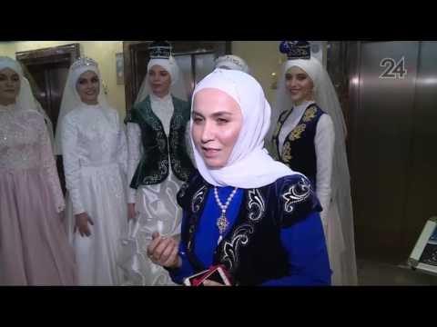 В Казани открылся международный фестиваль мусульманской одежды