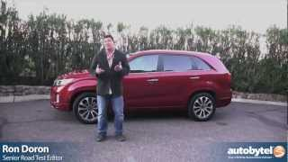 2014 Kia Sorento Test Drive & Crossover SUV Video Review(http://www.autobytel.com/kia/sorento/2014/?id=32972 The 2014 Kia Sorento represents a mid-cycle refresh for this large crossover SUV. But Kia has gone ..., 2013-02-20T00:04:18.000Z)