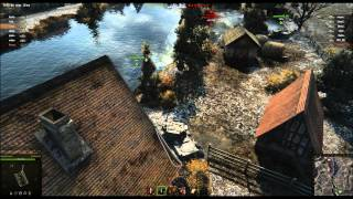 Smurfs on holiday World of Tanks Epic funny Wargaming Full HD