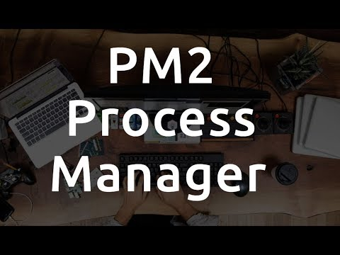 PM2 With KeyMatrics Tool  |  Node JS Production App