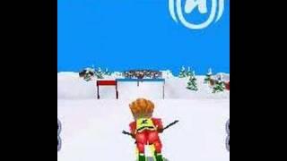Playman - Winter Games 3D (J2ME)