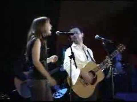 Adam Cohen and Serena Ryder