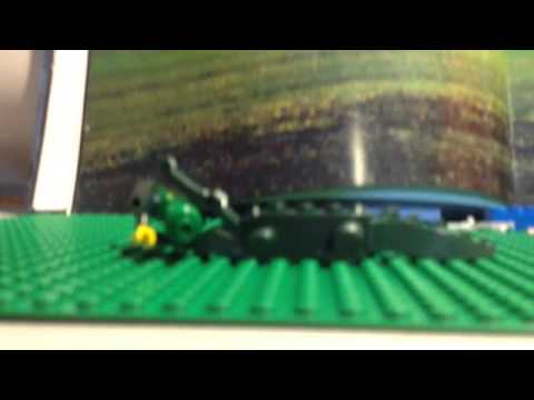 The Escapist (Make Your Own LEGO® Movie) - YouTube