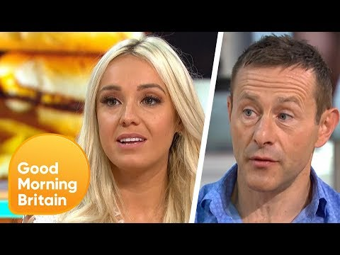 Should Junk Food Have Graphic Health Warning Labels to Help Tackle Obesity? | Good Morning Britain