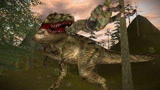 Carnivores PC Sniper One Shot One Kill!