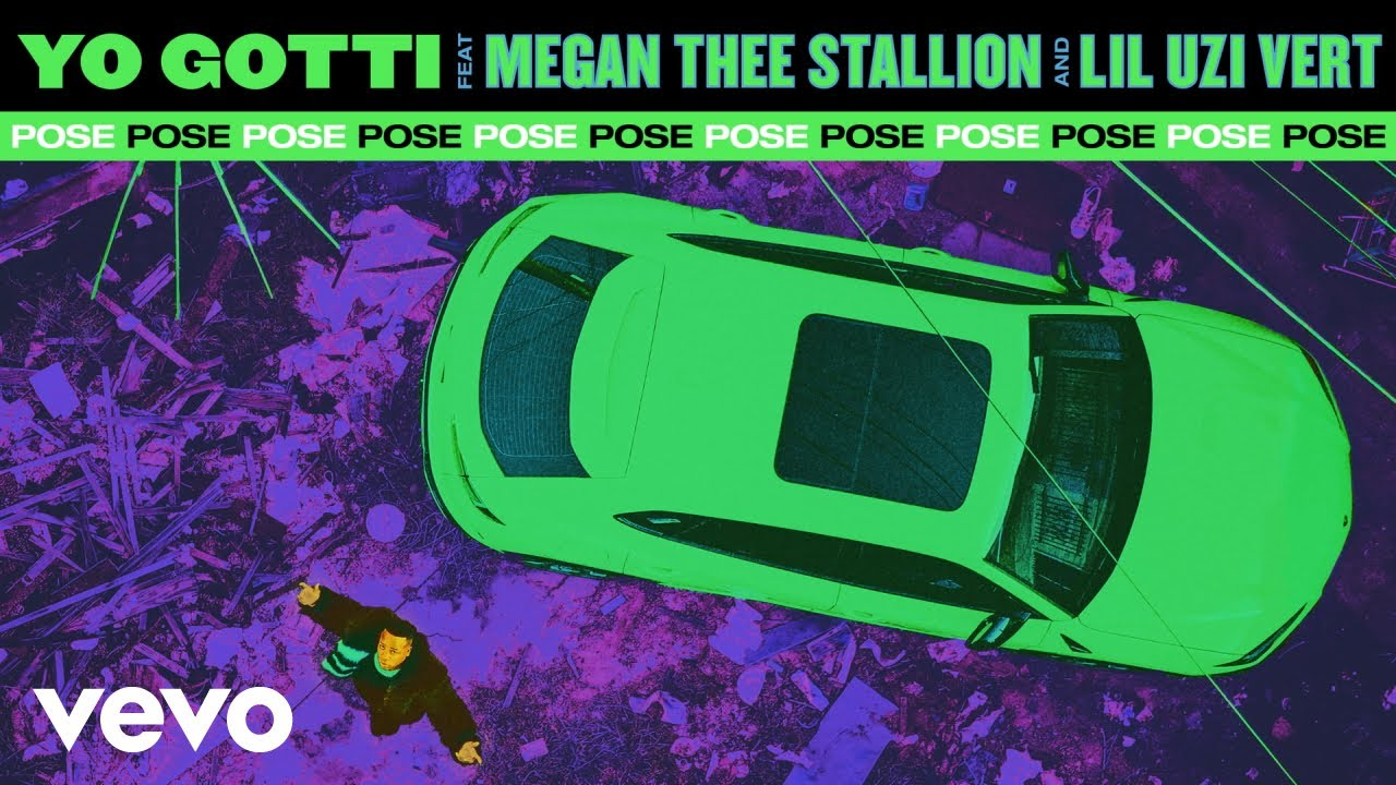 Yo Gotti - Pose (Audio) ft. Megan Thee Stallion, Lil Uzi Vert