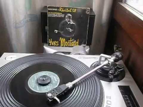 Yves Montand Avec Bob Castella Et Son Orchestre - Voir - Les Mirettes