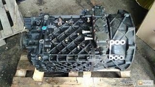 Havo nazorati munosabati bo'luvchi gearbox zf-16