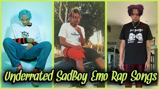 Underrated SadBoy/Emo Rap Songs (June 2020 Edition)