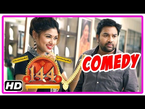 144 Tamil Movie | Full Comedy | Scenes  | Part 1 | Shiva | Oviya | Ashok Selvan | Shruthi