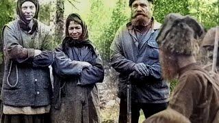 Карп Лыков разделил разнополых детей от греха подальше. Отшельники Лыковы жили в двух избах