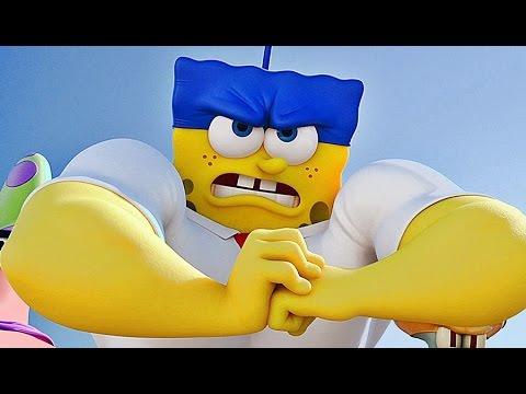 Spongebob Schwammkopf Trailer Featurette Hd
