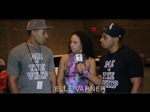 Elle Varner - Full Interview w/ ME or THE WHIP