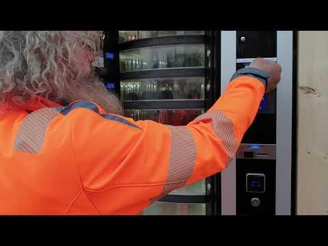 Robert Franz:Weltpremiere Opc Automat in Kevelaer