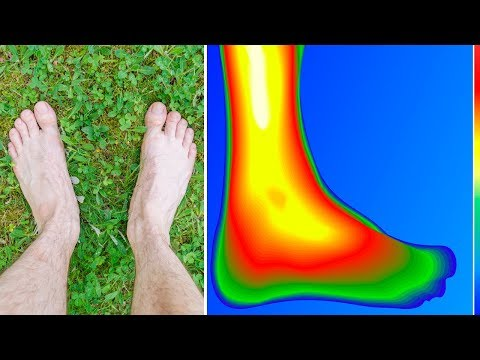 Here's Why Going Barefoot Benefits Your Body (Earthing)