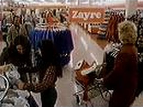 "Zayre - ""Sixty Hour Sale"" (Commercial, 1982)"