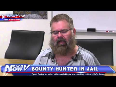 FNN: FULL Jailhouse Interview with Bounty Hunter Who Mistakenly Raided Police Chief's Home