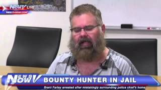 FNN FULL Jailhouse  Nterview With Bounty Hunter Who Mistakenly Raided Police Chiefs Home