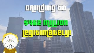 GTA Grinding To $462 Million Legitimately And Helping Subs