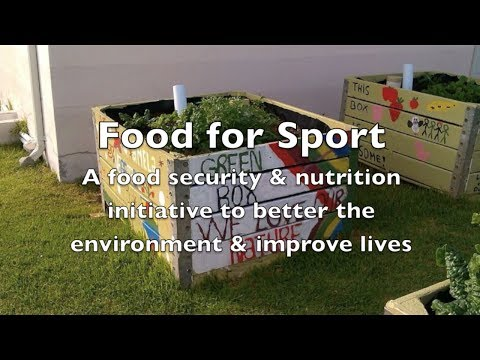 Football Foundation of South Africa - Food for Sport Programme
