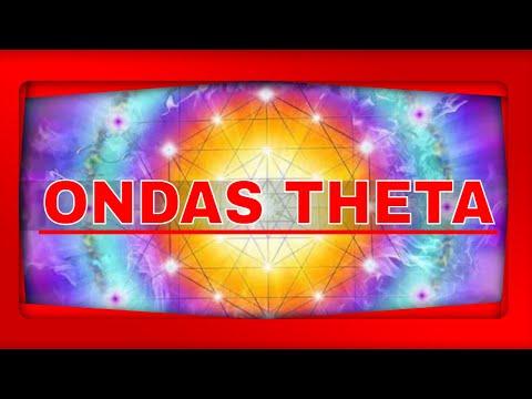 ONDAS THETA: Día #1 ☯Extremadamente Poderosas ☯Poder Mental ☯ Claridad Mental ~Telepatía ☯