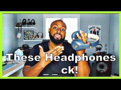 Are Beats Trash? (Beats Studio 3 Wireless)