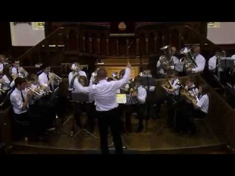 Jurassic Park Theme (Sterling Band) - Armagh Summer School 2015