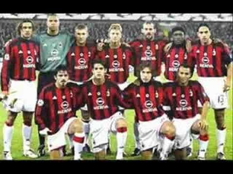Tutte le coppe dei campioni vinte dal Milan