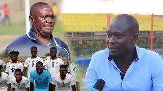 GHANA U20 COACH UNHAPPY DESPITE WIN & CK AKONNOR WANTS KOTOKO TO BOUNCE BACK WITH WIN AGAINST ZESCO